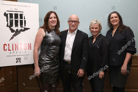 Editorial picture of New York Special Screening of 'The Clinton Affair', USA - 16 Nov 2018