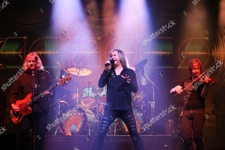 Billy Greer, Ronnie Platt, David Ragsdale - Kansas