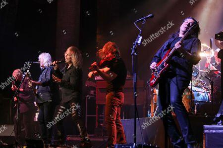 Editorial image of Kansas in concert, Huntington, USA - 16 Nov 2018