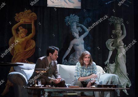 Phyllis Logan as Patricia Highsmigh, Calum Finlay as Edward Ridgeway