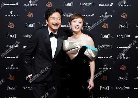 Editorial picture of Golden Horse Awards, Taipei, Taiwan - 17 Nov 2018