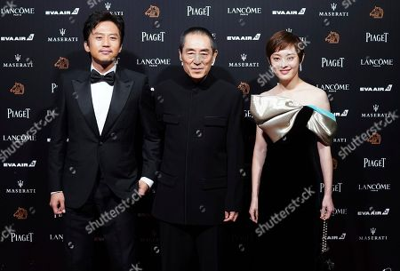 Editorial photo of Golden Horse Awards, Taipei, Taiwan - 17 Nov 2018