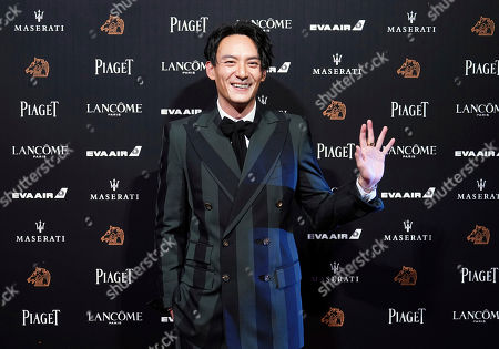 Editorial image of Golden Horse Awards, Taipei, Taiwan - 17 Nov 2018