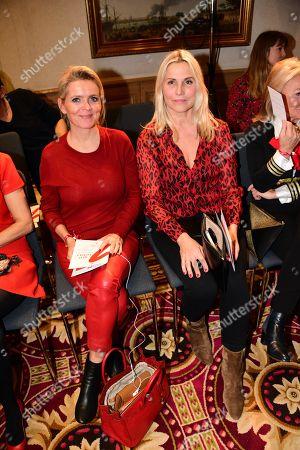 Editorial picture of Red Defile Show 'Sauvez Le Coeur Des Femmes', Paris, France - 16 Nov 2018