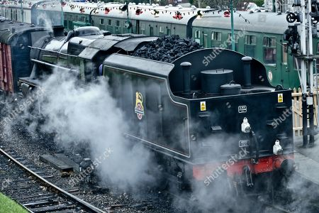 Special Somerset and Dorset Steam Weekend, Swanage