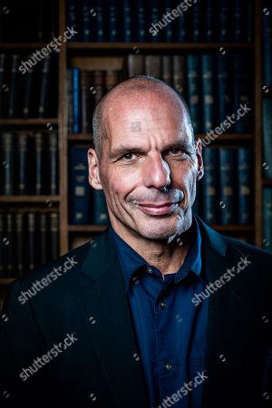 Yanis Varoufakis at the Oxford Union
