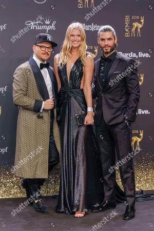 Editorial image of Bambi Awards, Berlin, Germany - 16 Nov 2018