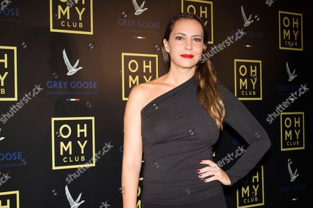 Editorial picture of 'Oh My Club' Inauguration, Madrid, Spain - 15 Nov 2018
