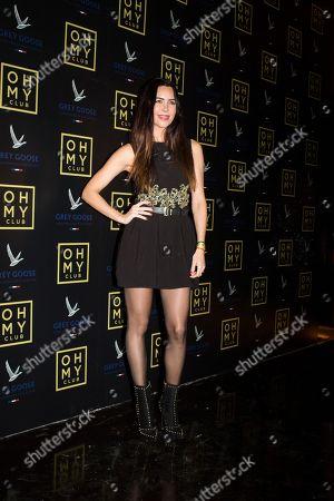 Editorial photo of 'Oh My Club' Inauguration, Madrid, Spain - 15 Nov 2018
