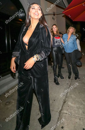 Stock Picture of Brittny Gastineau and Lisa Gastineau