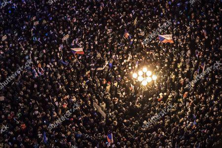 29th Anniversary of the Velvet Revolution