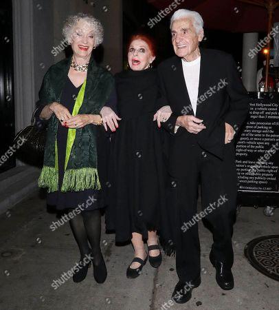 Carole Cooke and Tom Troupe