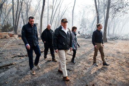 Donald Trump visit to California