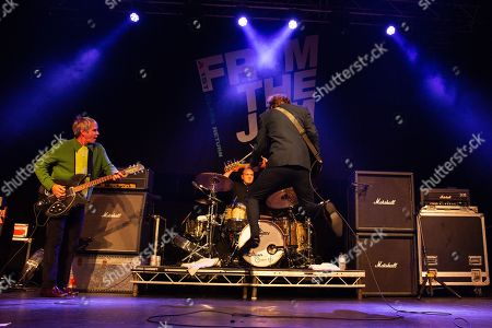 From The Jam - Russell Hastings and Bruce Foxton