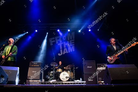 Editorial picture of From The Jam in concert at O2 Academy, Newcastle, USA - 17 Nov 2018