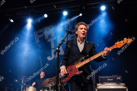 From The Jam in concert at O2 Academy, Newcastle