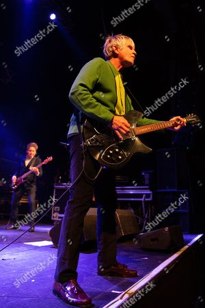 Editorial photo of From The Jam in concert at O2 Academy, Newcastle, USA - 17 Nov 2018