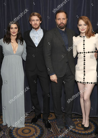 'The Favourite' film premiere, Los Angeles