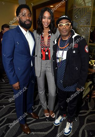 Focus Features 'Blackkklansman' film screening, Los Angeles