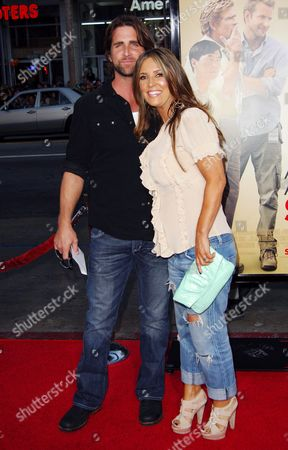 Jillian Barberie & husband Grant Reynolds