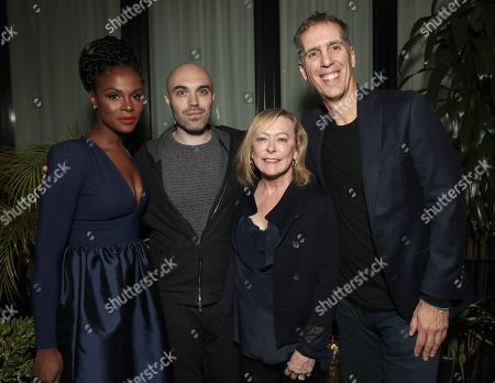 Editorial picture of Fox Searchlight holiday party, Arrivals, Los Angeles, USA - 17 Nov 2018