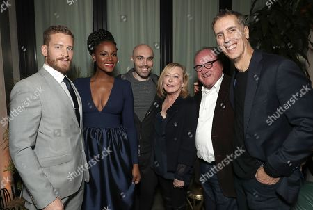 Editorial image of Fox Searchlight holiday party, Arrivals, Los Angeles, USA - 17 Nov 2018