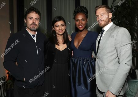 Casey Affleck, Floriana Lima, Tika Sumpter and Nicholas James