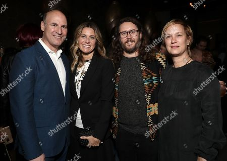 Matthew Greenfield, Amy Nauiokas, Nate Heller and Anne Carey