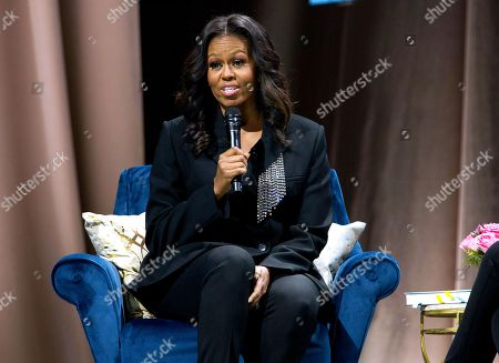 Becoming: An Intimate Conversation with Michelle Obama, Washington DC