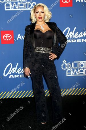 BET 'Soul Train Awards' Arrivals, Las Vegas