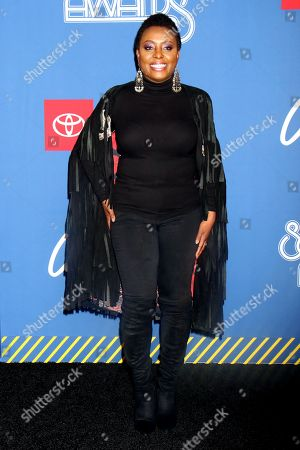 Editorial image of BET 'Soul Train Awards' Arrivals, Las Vegas, USA - 17 Nov 2018