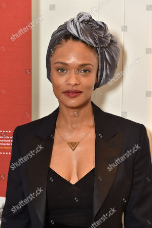 """Actress Kandyse McClure attends the special presentation of """"Sew the Winter to My Skin"""" at The London West Hotel"""