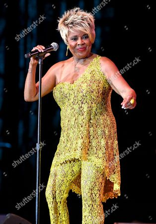 Thelma Houston in concert at The Coconut Creek Casino