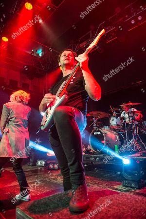 Tonight Alive - Matt Best, Jake Hardy