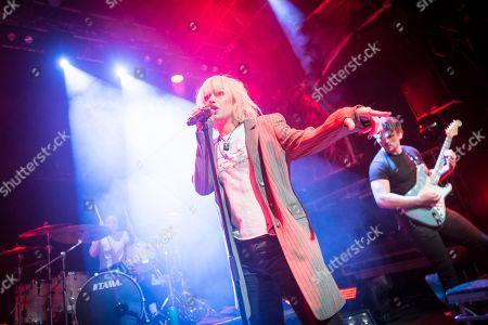 Tonight Alive - Matt Best, Jenna McDougall, Jake Hardy