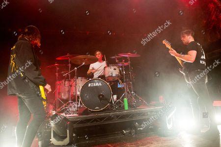Tonight Alive - Cameron 'Cam' Adler, Matt Best, Jake Hardy
