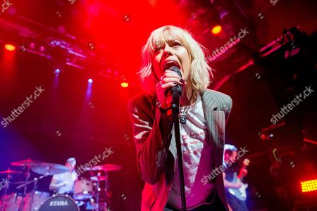 Tonight Alive in concert at 02 Academy, London