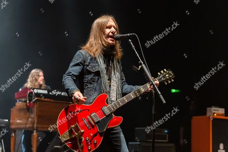 Blackberry Smoke in concert, Manchester