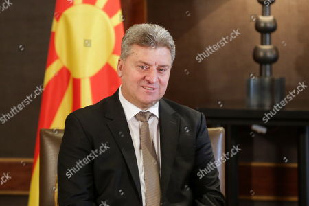 President of Mecedonia Gjorge Ivanov visit to Jordan
