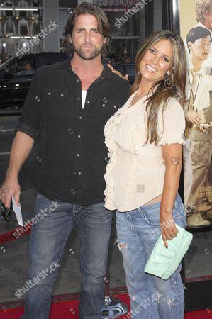 Jillian Barberie and husband Grant Reynolds