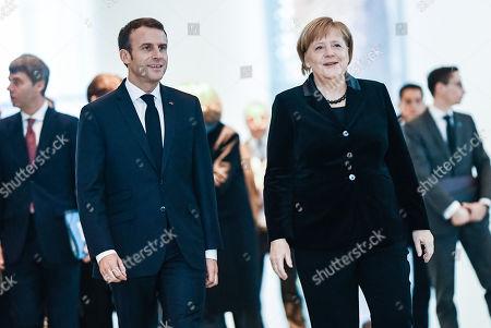 French President Emmanuel Macron visit to Germany