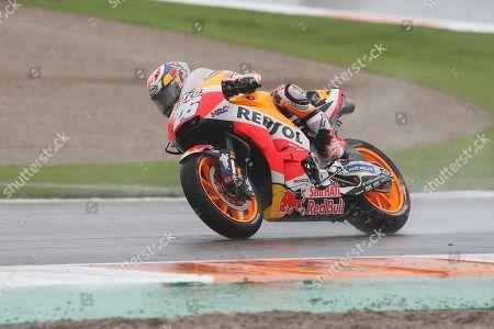 Editorial picture of MotoGP, Valencia - 18 Nov 2018