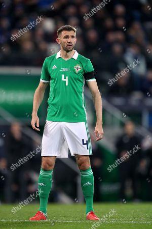 Gareth McAuley of Northern Ireland