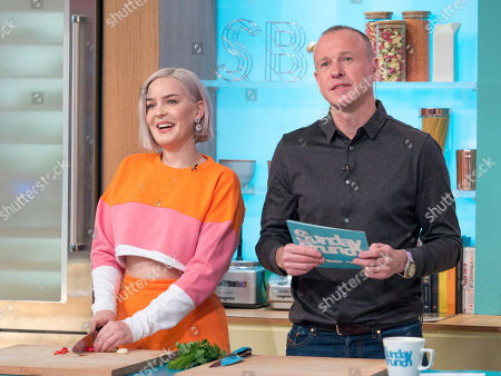 Anne-Marie and Tim Lovejoy