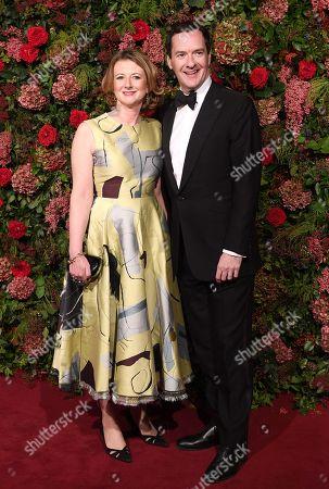 George and Frances Osbourne