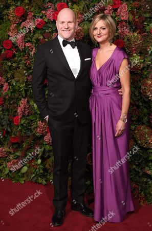 Christopher Harper and Marianne Elliot