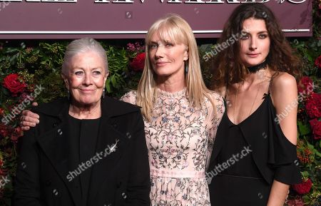 Stock Picture of (L-R) Vanessa Redgrave, Joely Richardson and Daisy Bevan