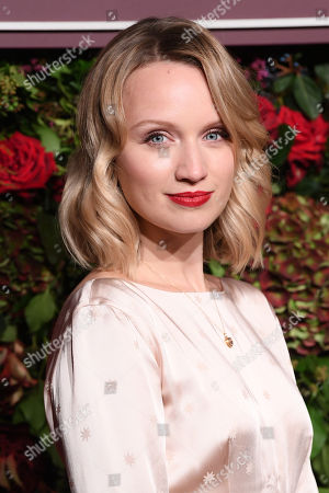 Stock Image of Emily Berrington