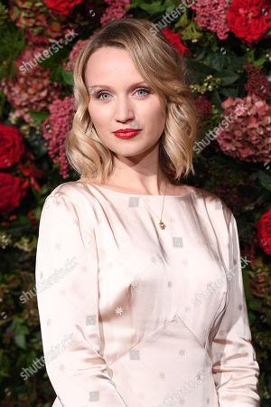 Stock Picture of Emily Berrington