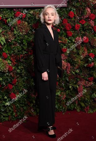 Editorial photo of Evening Standard Theatre Awards, Arrivals, London, UK - 18 Nov 2018